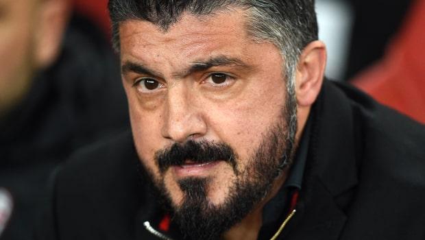 Gennaro Gattuso A.C Milan