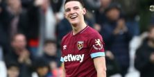 Declan Rice west ham united
