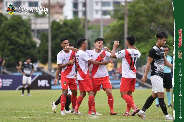 Kuching FA and Sarawak FA